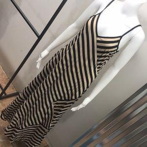 DKNY maxi dress size S like new